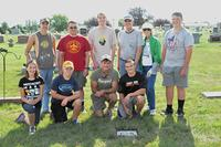 Eagle Scout Project Jordan and Helpers
